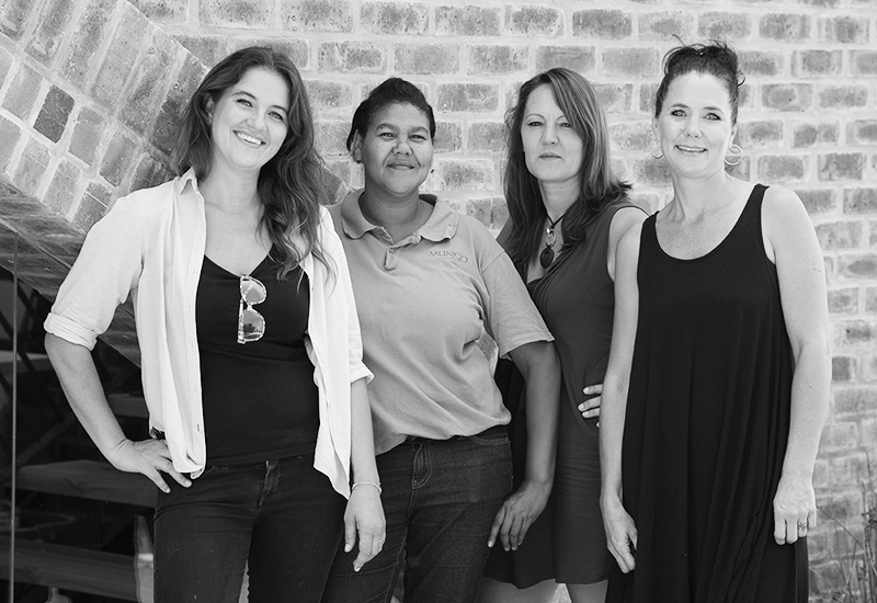 Mungo Whoelsale Department at their head office in Plettenberg Bay